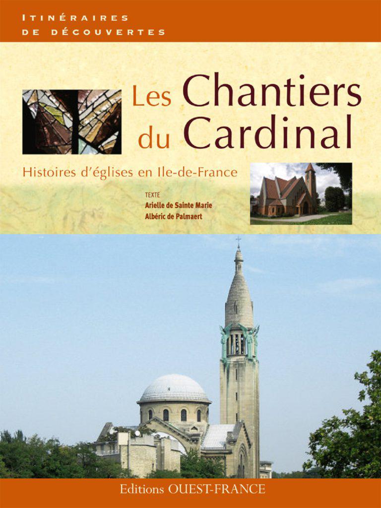 Le livre «Histoires d'églises en Île-de-France»