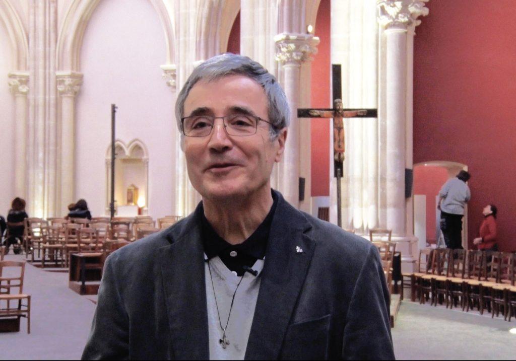 Le chapelain de l'église Saint-Ignace revient sur les travaux de rénovation et d'aménagement liturgique.