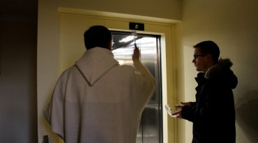 Un nouvel ascenseur à Saint-Hippolyte pour les personnes à mobilité réduite