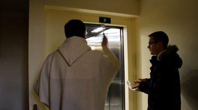 Un nouvel ascenseur pour les personnes à mobilité réduite