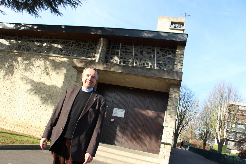 Rénovation du centre paroissial Saint-Pierre-des-Louvrais à Pontoise (95)