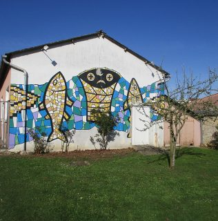 Réaménagement de la maison paroissiale de Moissy Cramayel (77)