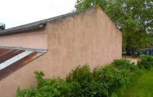 Façade extérieure de la maison paroissiale de Moissy Cramayel