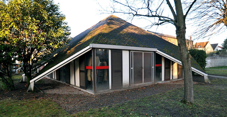 Réhabilitation des locaux paroissiaux aux Pavillons-sous-Bois (93)