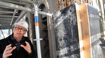 Travaux supplémentaires à l'église Notre-Dame du Blanc-Mesnil