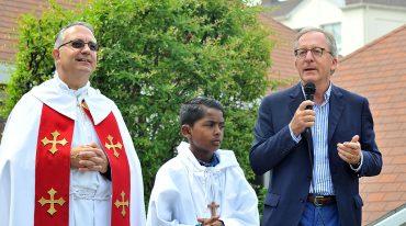 Dimanche 10 juin 2018 : inauguration du Chalet réhabilité aux Pavillons-sous-Bois (93)
