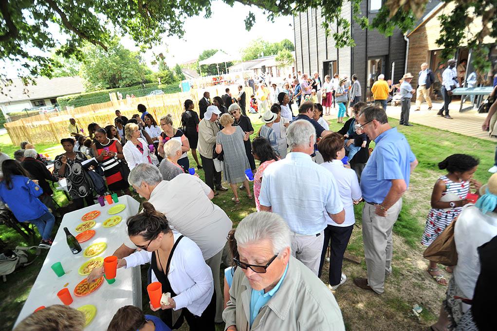 Dimanche 24 juin : inauguration de la maison paroissiale Saint-Jean-Baptiste au Plessis-Trévise (94)
