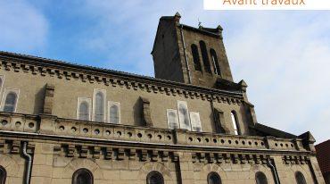Rentrée 2018 : Fin des travaux de l'église Saint-Louis à Drancy (93)
