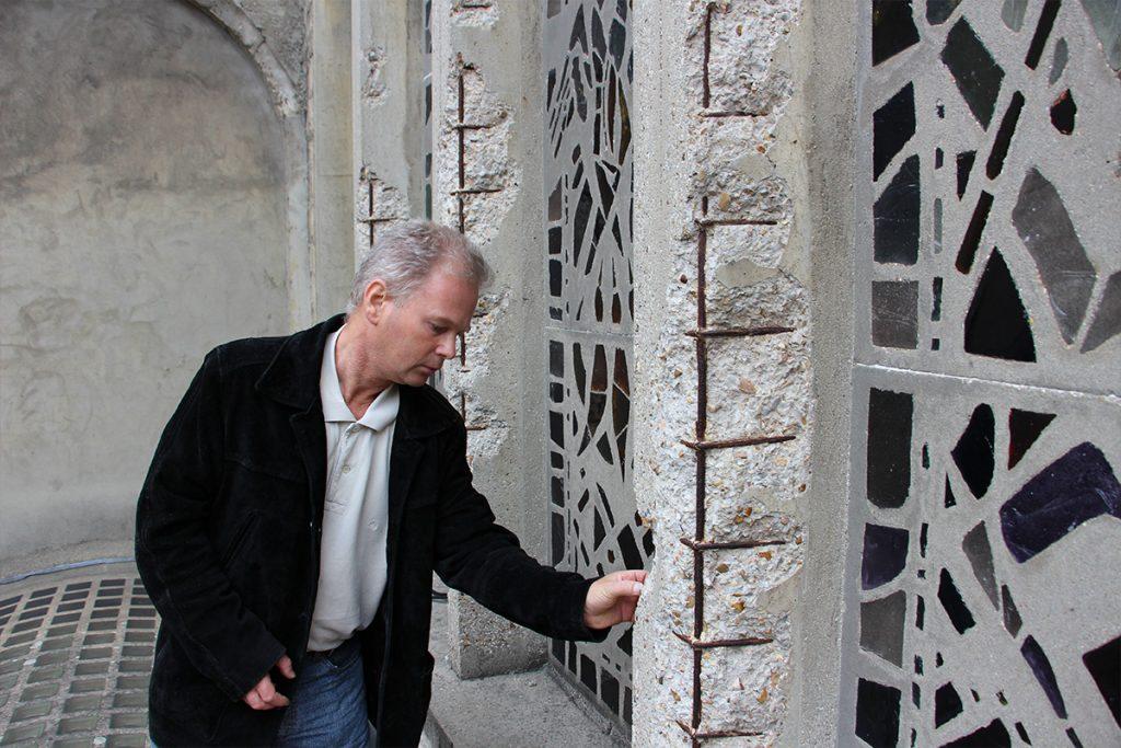 Bernard Savatte en charge de l'immobilier sur la paroisse de Noisy-le-Sec