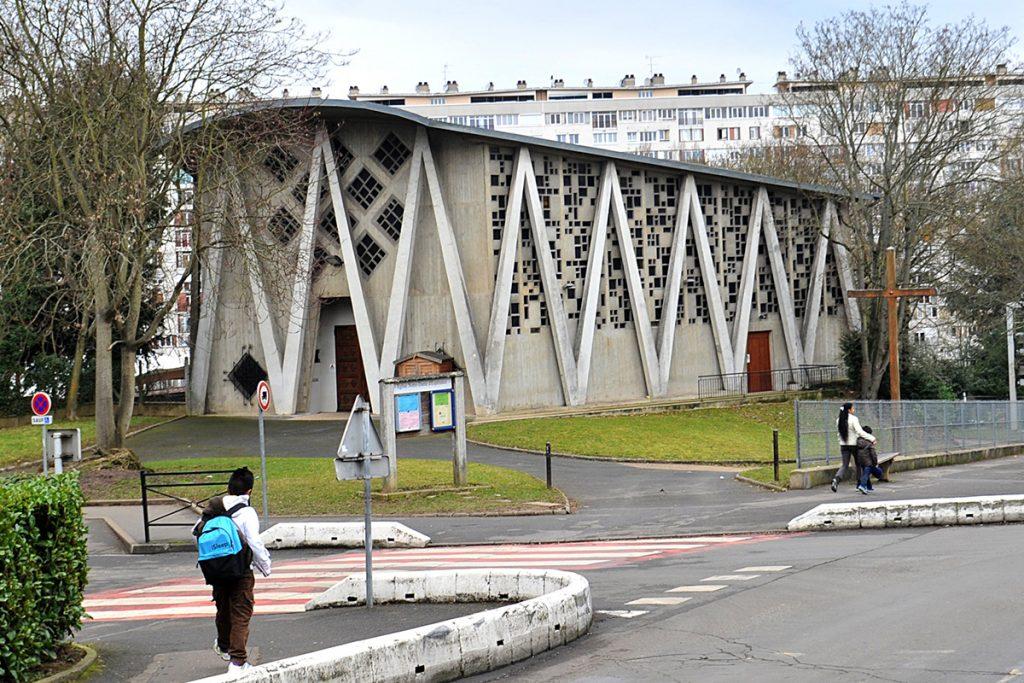 Église Notre-Dame d'espérance à Savigny-sur-Orge (Essonne)