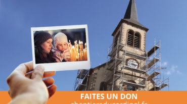 Journée de quête au profit des Chantiers du Cardinal dans toutes les paroisses