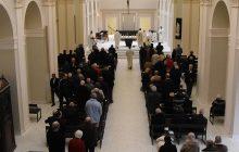 Messe des délégués assemblés en l'église Notre-Dame-de-L'Assomption-de-Passy (Paris 16e)