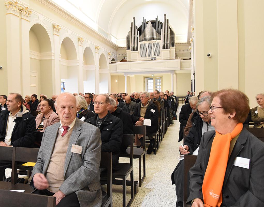 À l'œuvre dans les paroisses : les délégués
