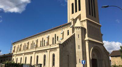 Rénovation de l'église Saint-Louis-du-Progrès à Drancy (93)