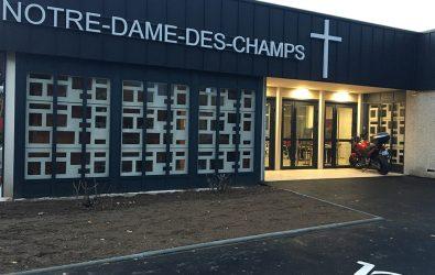 Le centre Notre-Dame-des-Champs à Taverny (95)