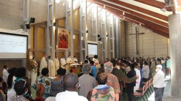 Un toit neuf pour rassembler les peuples à l'église de Cergy