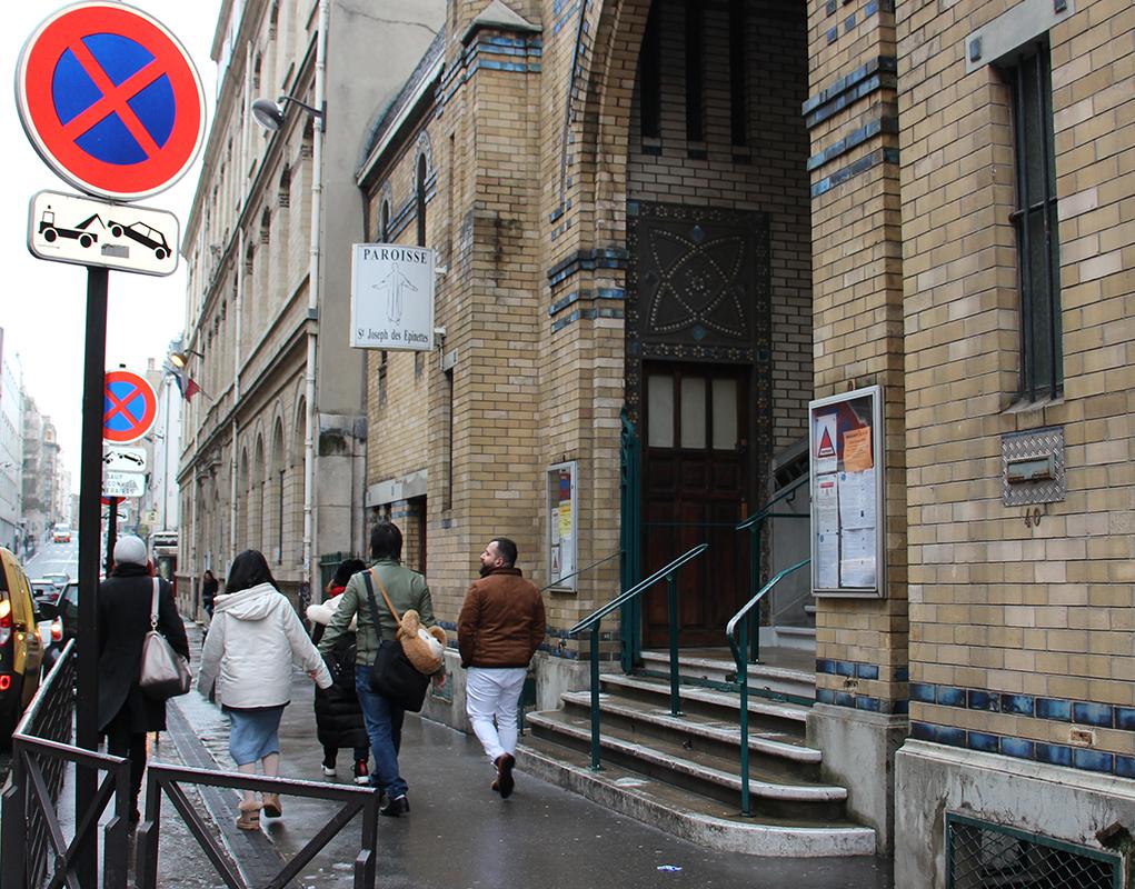 Église Saint-Joseph-des-Épinettes (Paris)