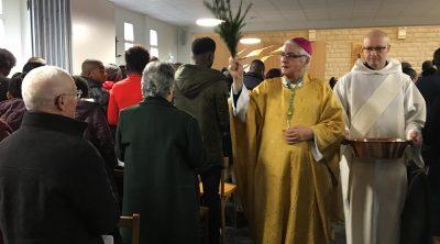 À Limeil-Brévannes (94), bénédiction de l'église agrandie