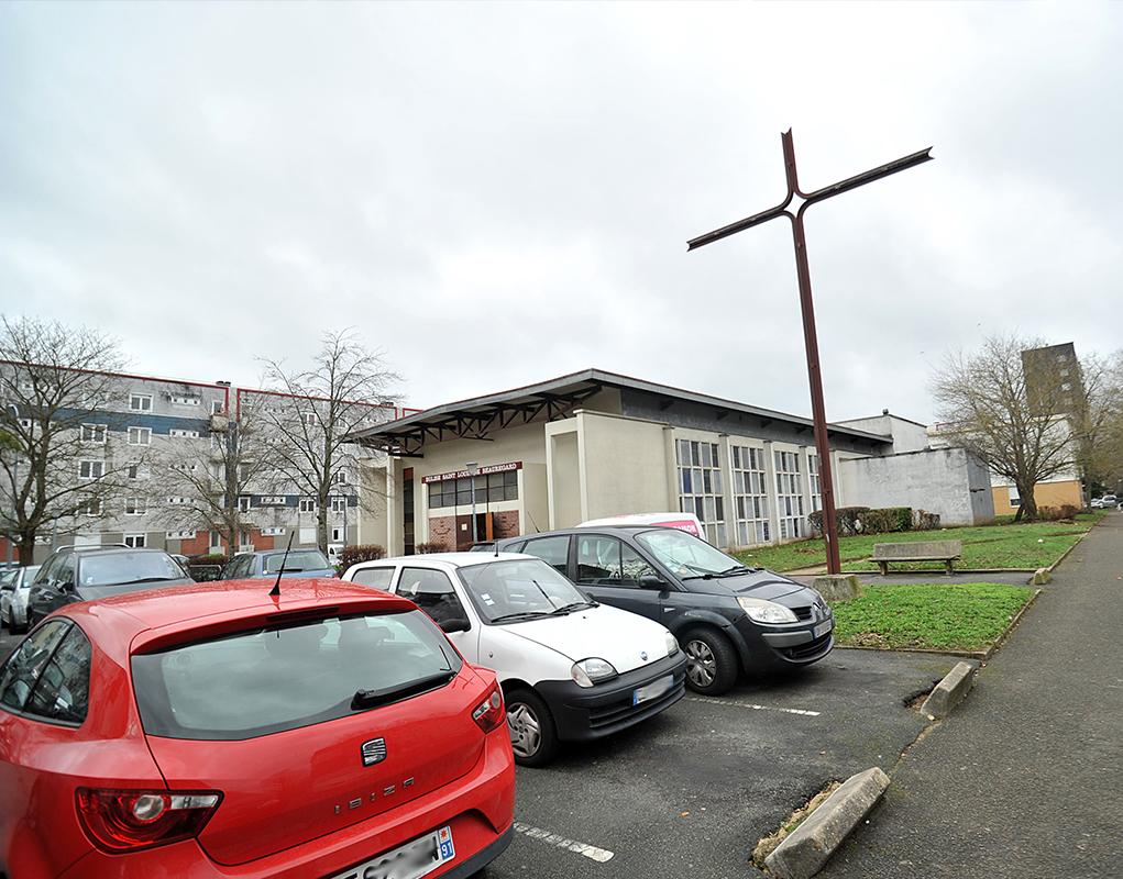 L'église Saint-Louis