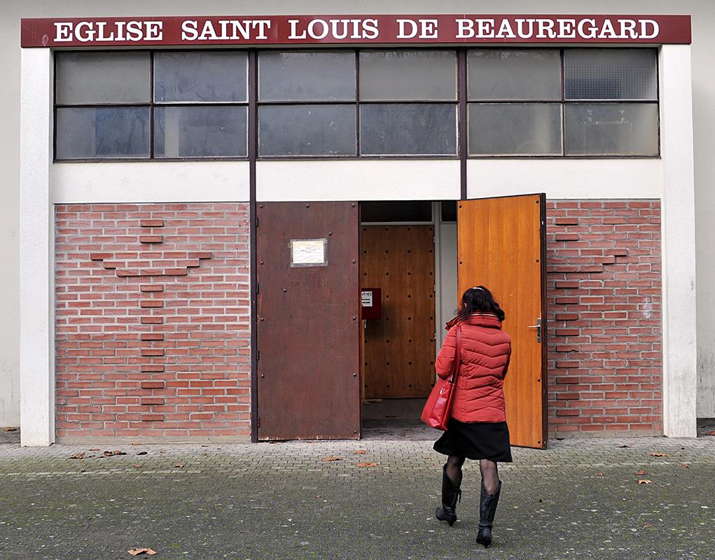 Saint-Louis-de-Beauregard à Poissy (78)