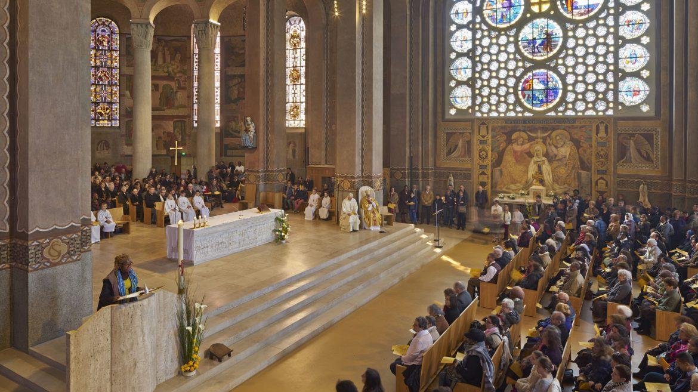 L'espace liturgique, un espace d'initiation