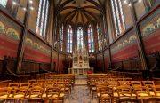Un nouvel autel pour l'église Notre-Dame de Boulogne-Billancourt