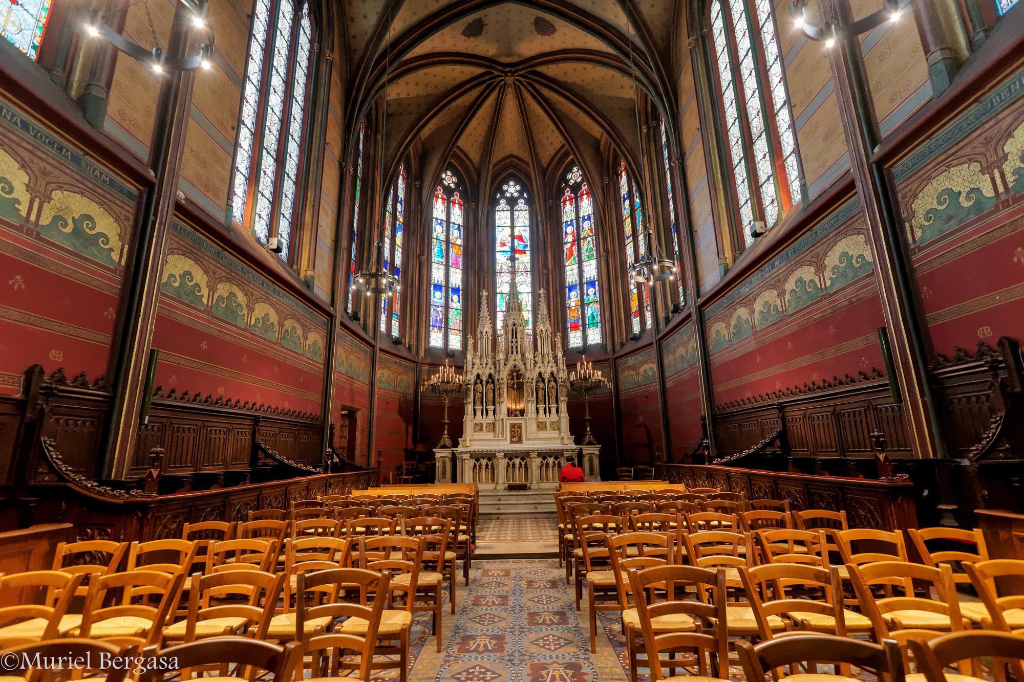 Léglise Notre Dame De Boulogne Fête Ses 700 Ans Chantiers Du Cardinal