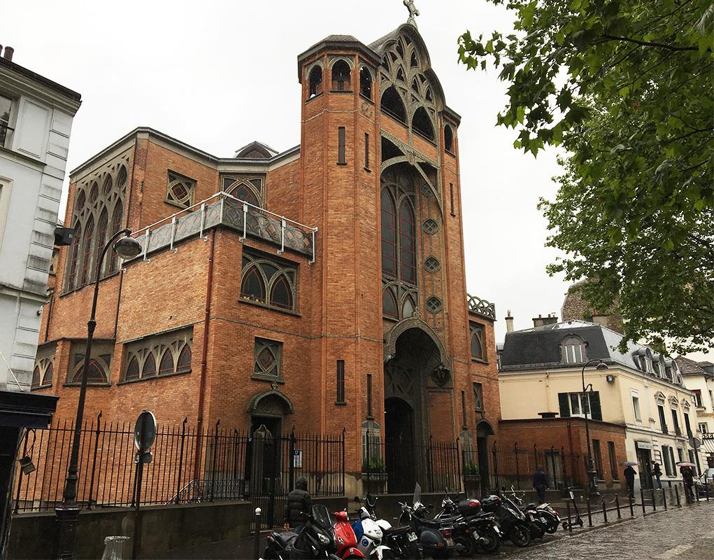 Accueillir des étudiants dans le presbytère de Saint-Jean-de-Montmartre (Paris 18e)