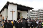 """""""Les travaux de l'église Saint-Jean-Baptiste ont marqué le Val Fourré"""""""