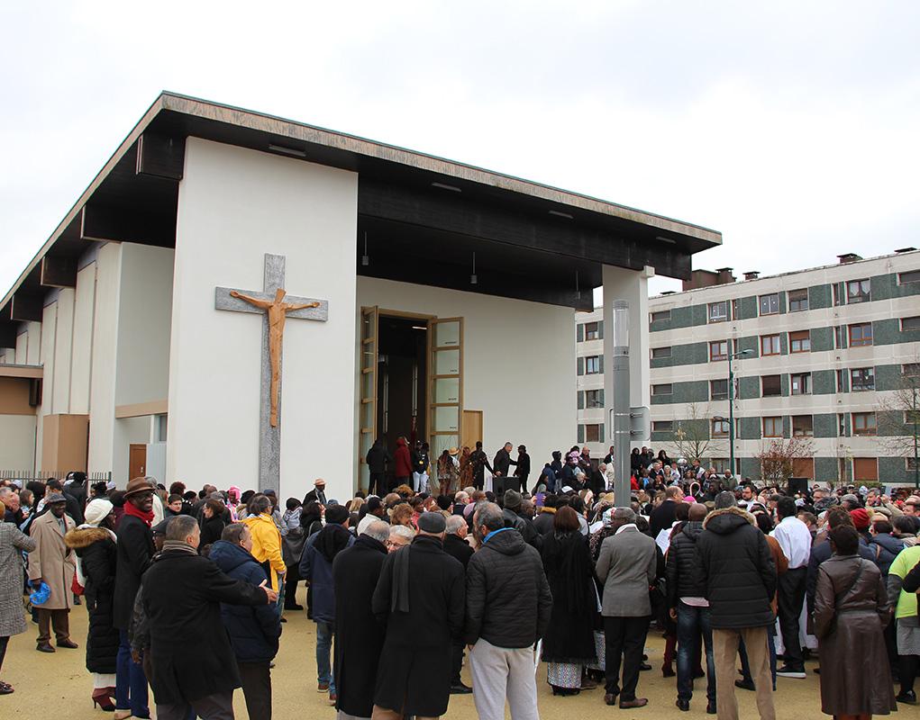 Saint-Jean-Baptiste à Mantes-la-Jolie