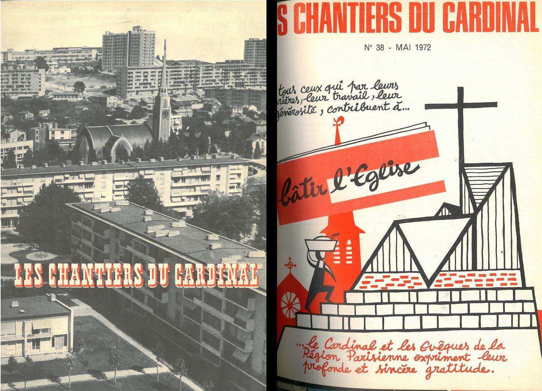 La revue change de nom pour s'appeler tout simplement, Chantiers du Cardinal.