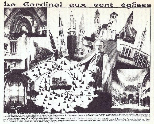 affiche des chantiers du cardinal