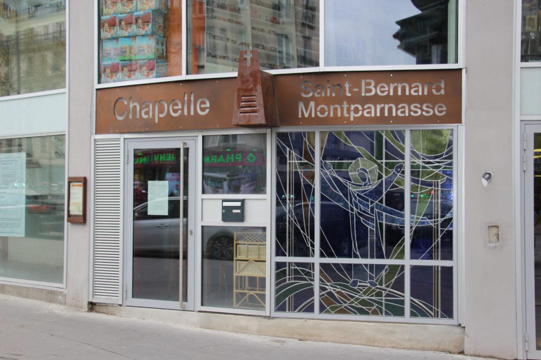 Saint-Bernard à Montparnasse, catacombe des temps modernes