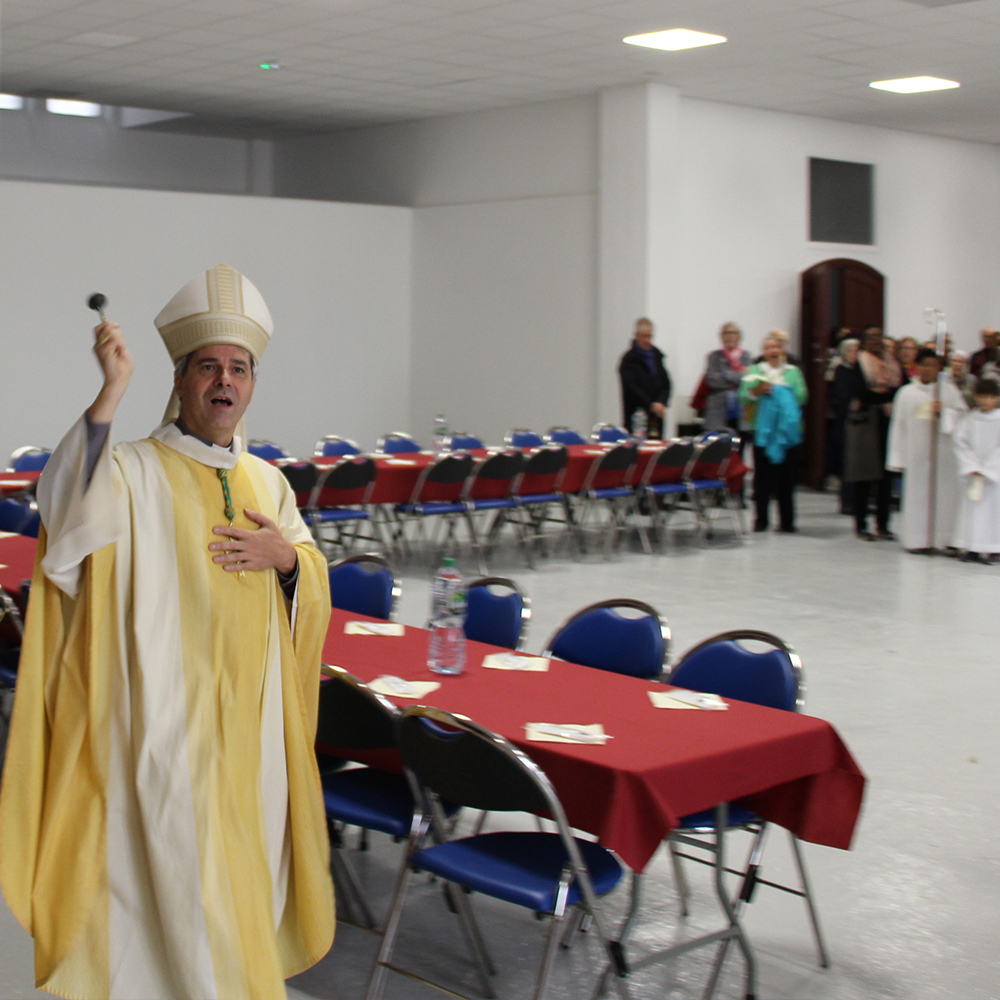 Un nouvel outil d'évangélisation à Saint-François-d'Assise (Paris)