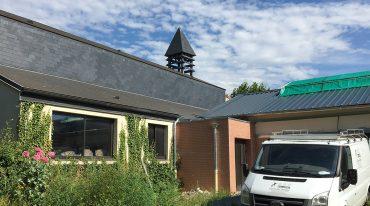 Messe champêtre à Bois d'Arcy (78)
