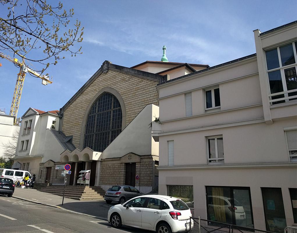 Sécuriser les locaux de Saint-Cyrille-Saint-Méthode à Paris