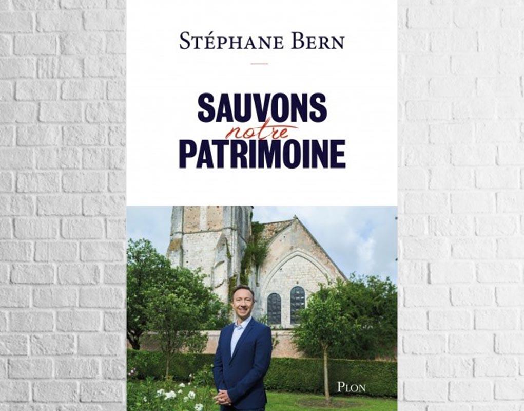 Stéphane Bern : «Sauvons notre patrimoine»