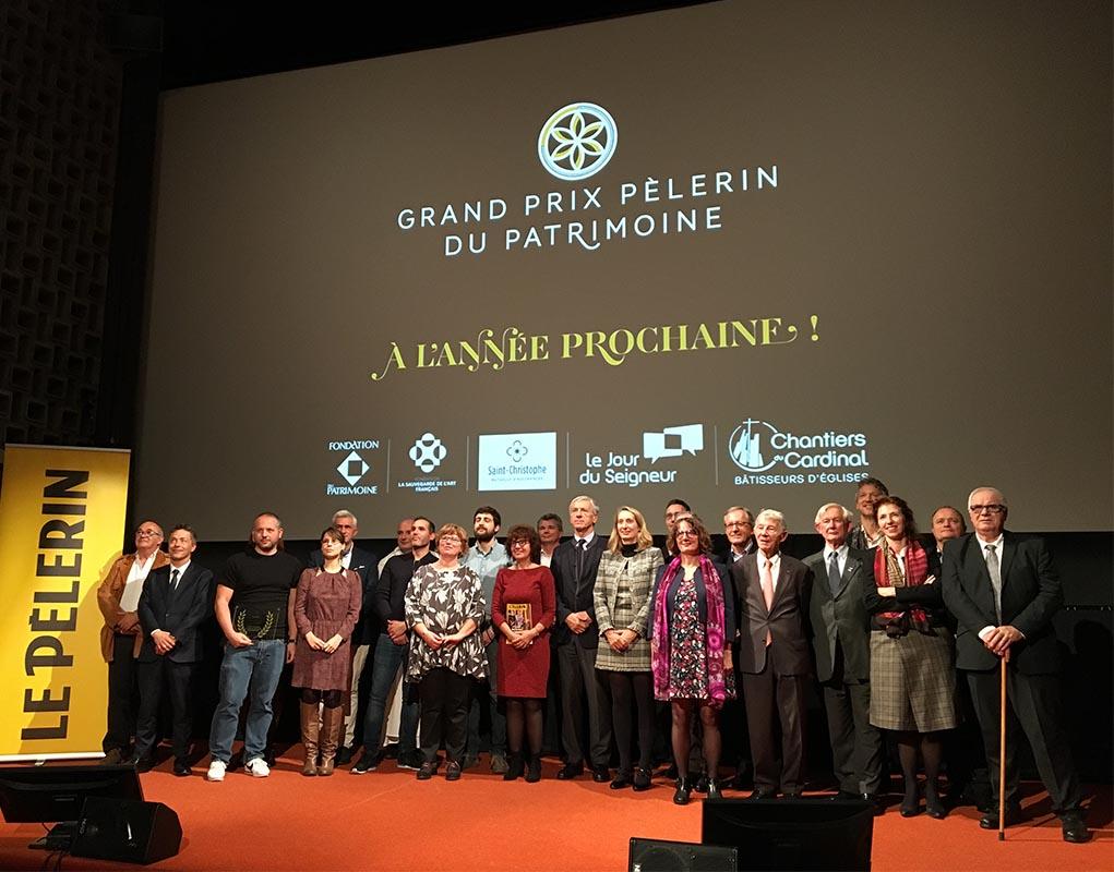 Prix Pèlerin du patrimoine du XXe siècle : la verrière de l'Église Saint-Paul