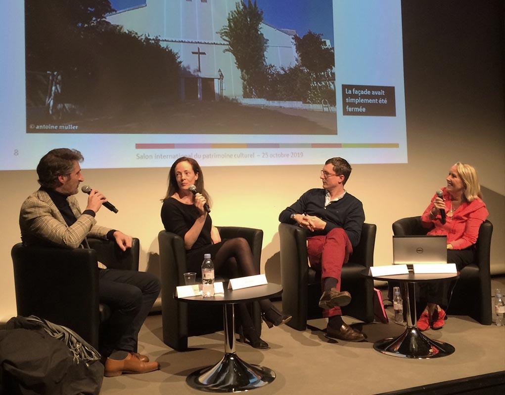 Conférence «Patrimoine religieux, patrimoine vivant»
