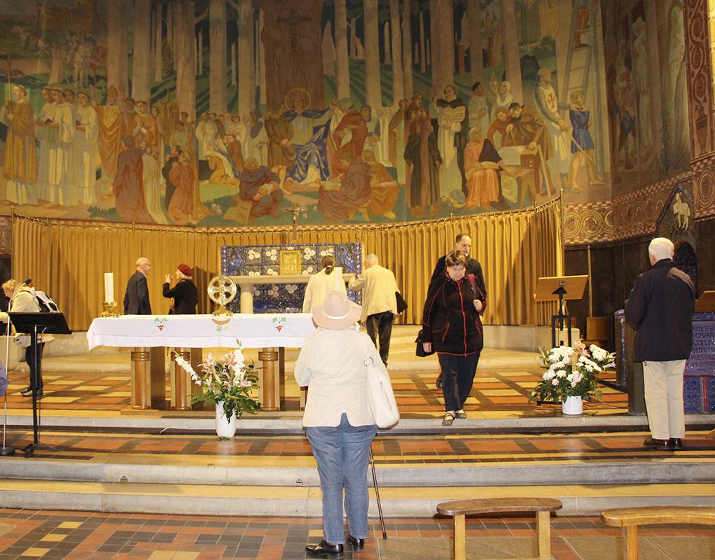 Une visite à Saint-Louis de Vincennes