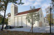 Reconstruire l'église Sainte-Bathilde à Chelles (77)