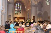 Sainte-Rosalie (Paris) : première messe dans l'église rénovée