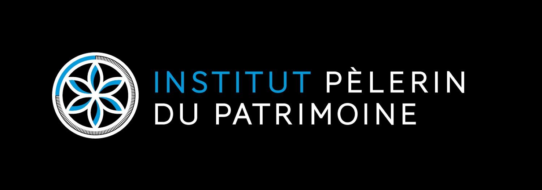 Le logo de l'Institut Pèlerin du Patrimoine lancé le 23 octobre 2019.