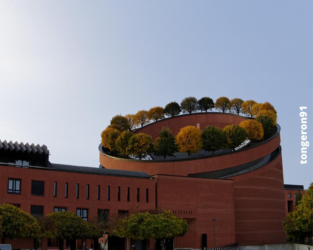 évry : une cathédrale pour le XXe siècle