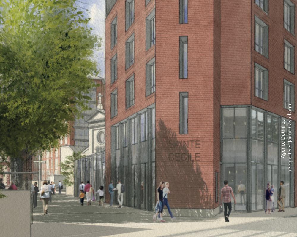 Un nouveau projet à Boulogne-Billancourt