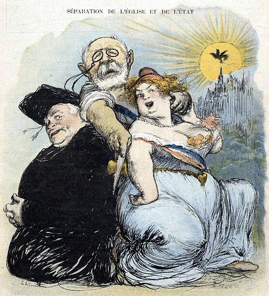 Séparation des Églises et de l'État: la loi de 1905