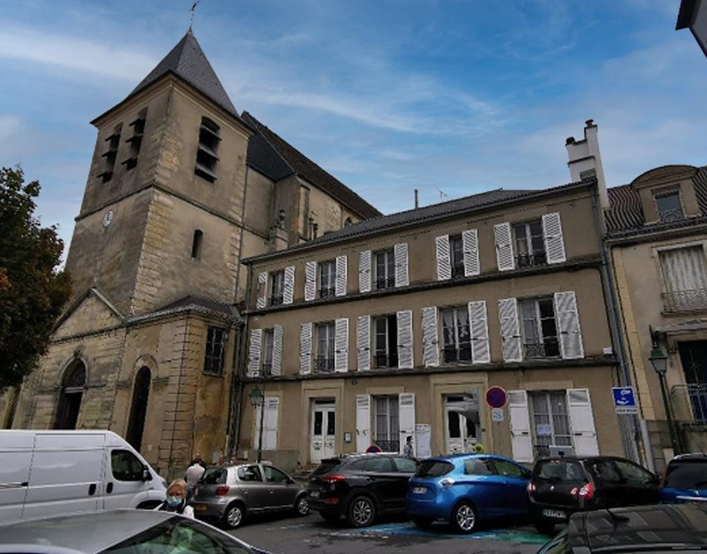 Rénover le presbytère de Lagny (77)