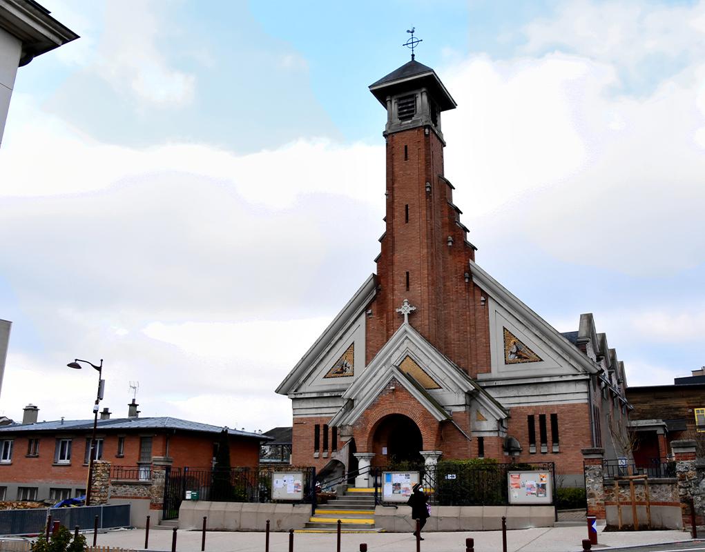 Bâtir la maison paroissiale Sainte-Bernadette à Versailles
