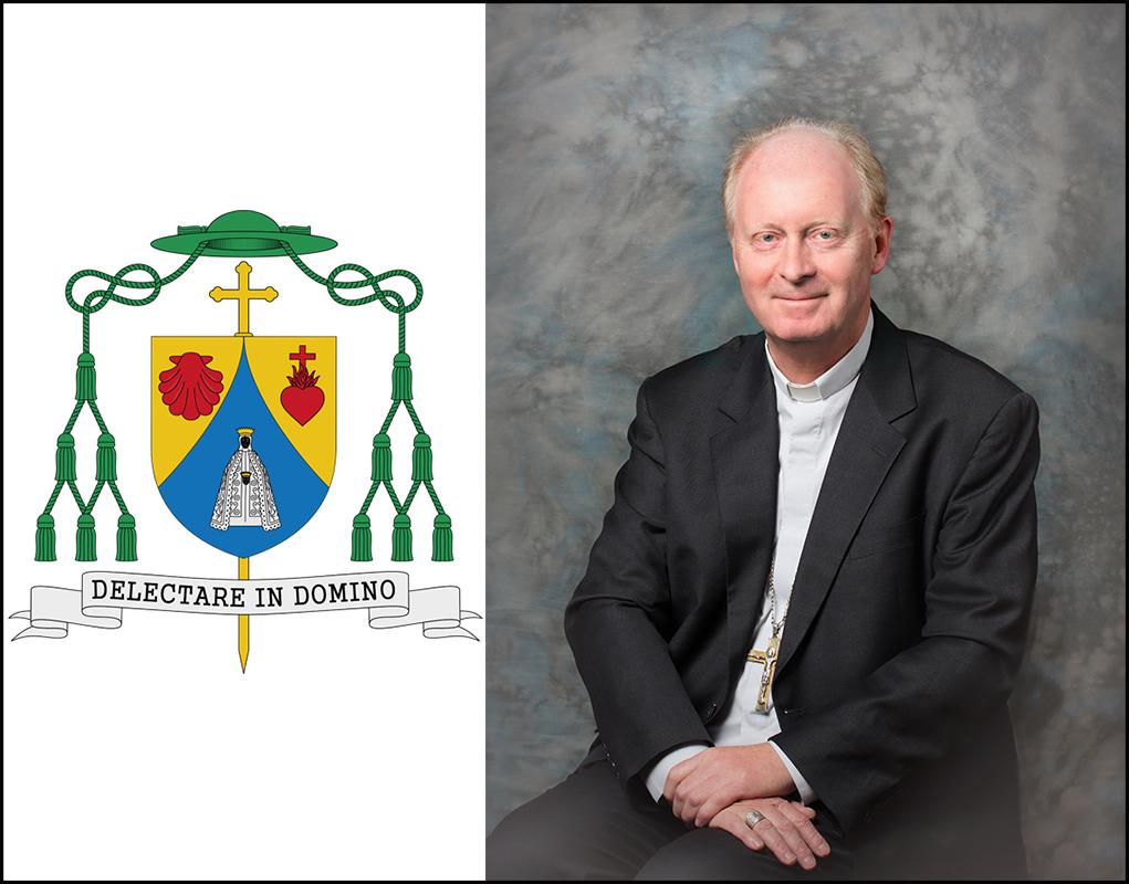 Mgr Luc Crepy, évêque de Versailles