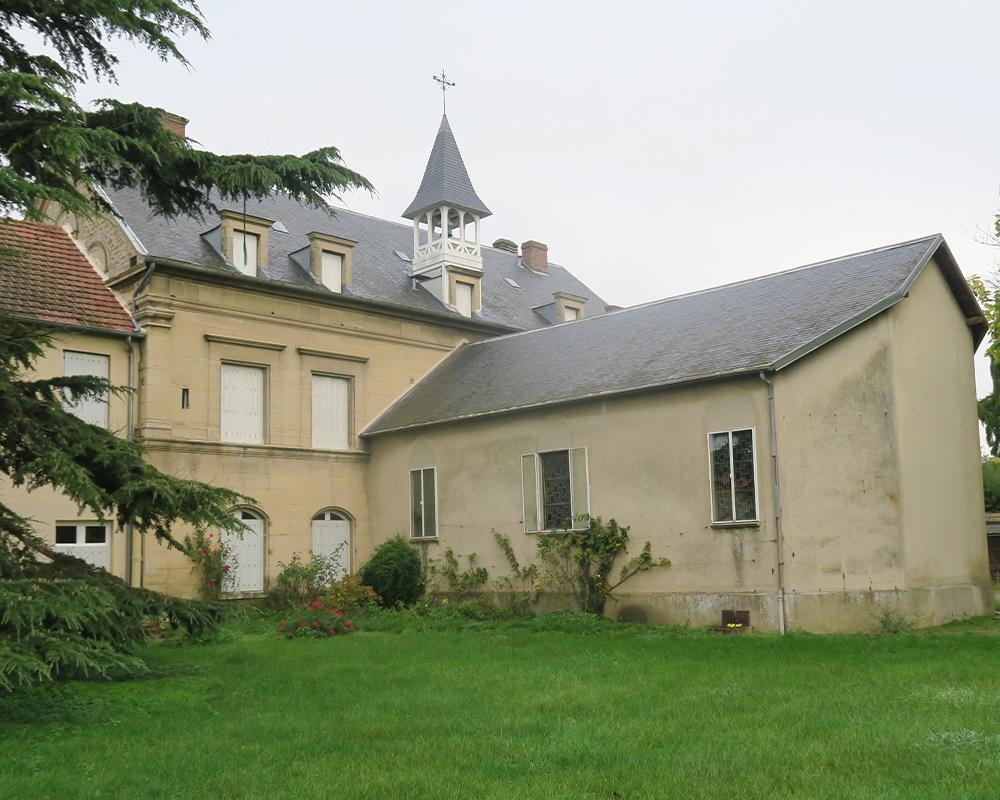 Maison Saint-Vincent à Avernes (95)
